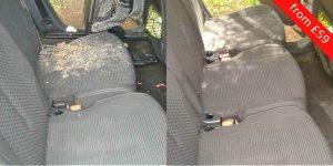 Car Upholstery Cleaning Worcester Park KT4